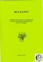 Bulletin Slovenskej spoločnosti pre poľnohospodárske, lesnícke, potravinárske a veterinárske vedy pri SAV v Bratislave